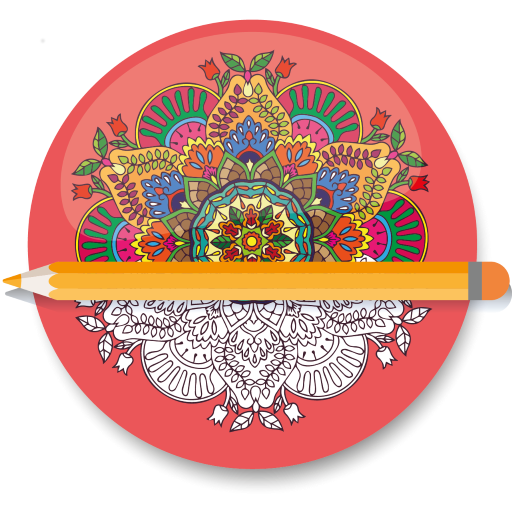 Colorish Mandala Coloring Book