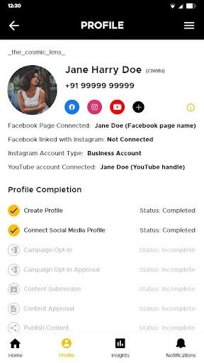 Kofluence Influencer | An Influencer Marketing Hub screenshot 7