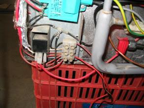 Photo: Pongo la nevera en un altar digno... También le conecto la toma de 12 voltios.
