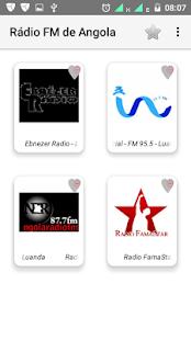 Radio FM Angola - náhled
