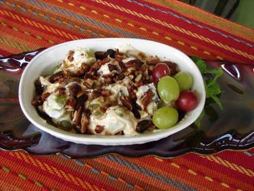 """Grape Salad""""It was a big hit, even with the fussiest eaters. One..."""