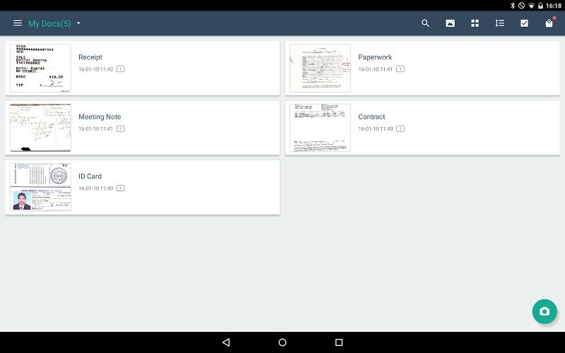 CamScanner - Phone PDF Creator Screenshot 8