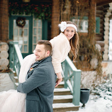 Wedding photographer Nikolay Abramov (wedding). Photo of 18.01.2018