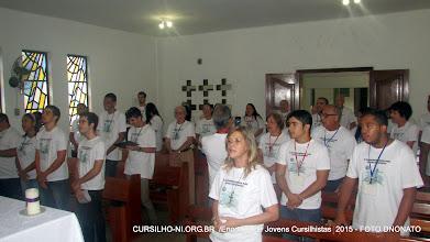 Photo: Encontro de Jovens Cursilhistas 2015 do Regional Leste I - Nova Iguaçu; 20 à 22 de Março de 2015