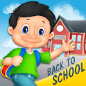 Back To School Game - Kids Day Care Activities icon