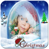 Christmas Photo Frame 2017