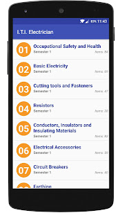 i t i electrician apps on google play