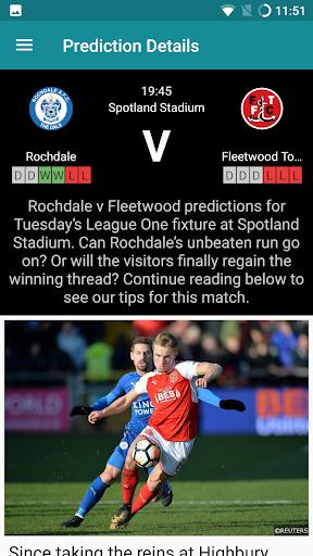 Sure Bet Predictions 5.9 Screenshots 3