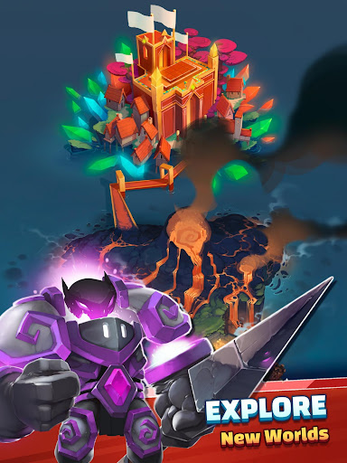 Super Spell Heroes - Magic Mobile Strategy RPG  screenshots 18