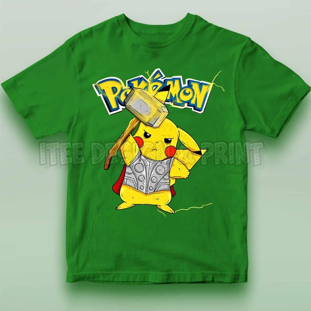 Pokemon Pikachu Thor 10