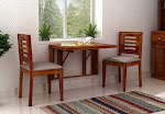 Sale!! Wooden dining table set in Bangalore