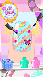 Pixie Dust Spa with Hair, Face, Makeup, Nail Salon - náhled