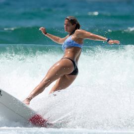 Surfing by Yuval Shlomo - Sports & Fitness Surfing ( surf, sports, ocean, spor, surfing, sea )