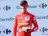 Le profil de la cinquième étape : la Vuelta reprend de la hauteur