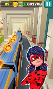 subway Ladybug Rush adventure 2018 - náhled