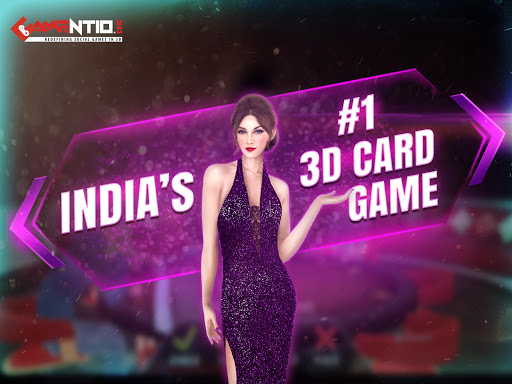 Gamentio 3D: Teen Patti Poker Rummy Slots +More 1.1.43 screenshots 9