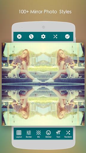 Mirror Photo:Editor&Collage (HD) screenshot 4