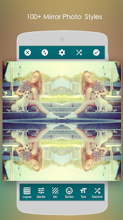Mirror Photo:Editor&Collage (HD) - náhled