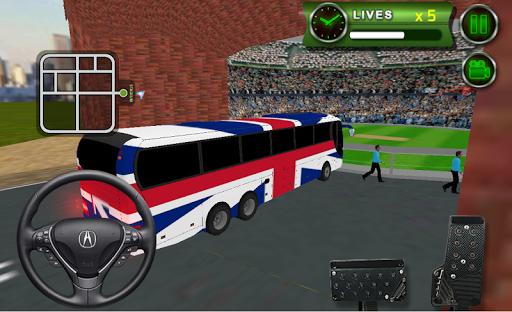 Cricket Cup Bus 1.8 screenshots 5