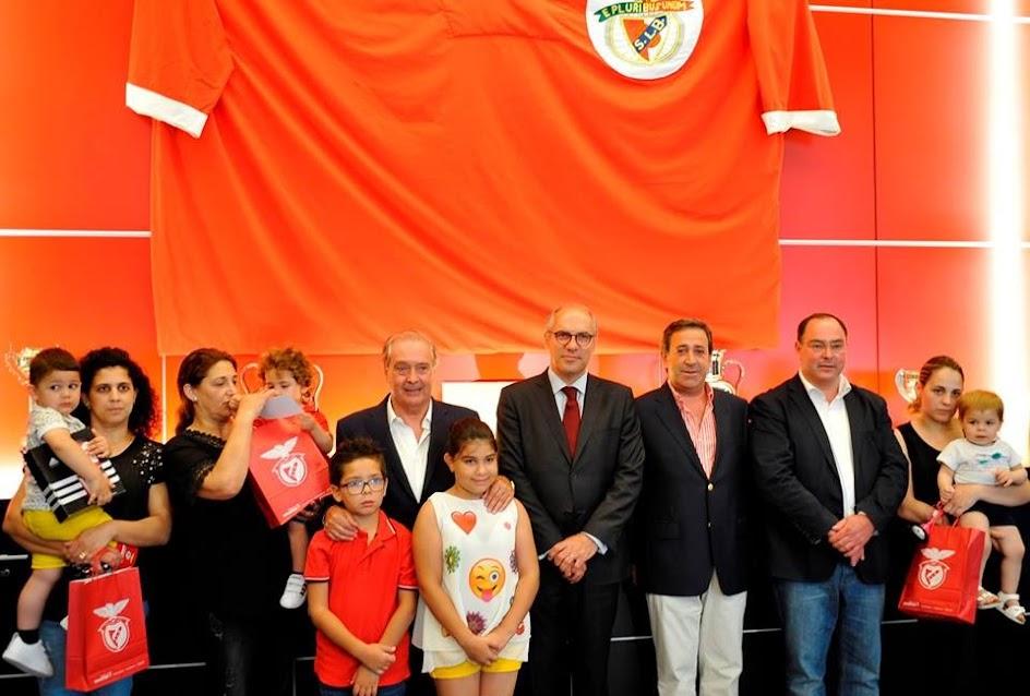 Fundação Benfica apoia vítimas da tragédia na pirotecnia de Lamego