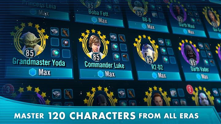 Star Wars™: Galaxy of Heroes Android App Screenshot