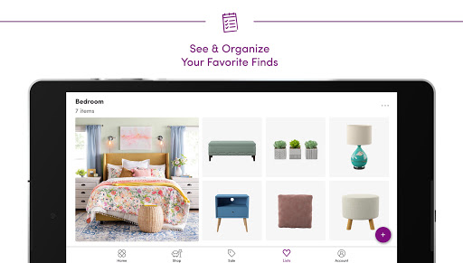 Screenshot for Wayfair - Shop All Things Home in United States Play Store