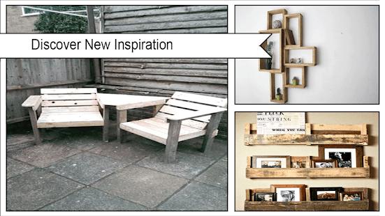 1000+ DIY Creative Pallet Ideas - náhled