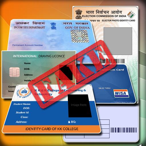 Fake ID Card Generator