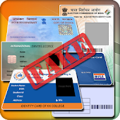 Fake ID Card Generator
