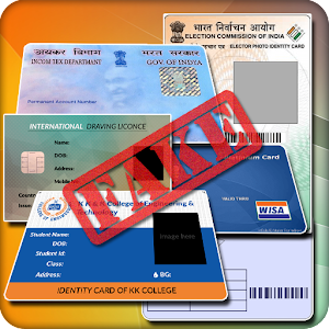 Fake ID Card Generator | FREE Android app market
