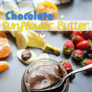 Chocolate Sunflower Butter.
