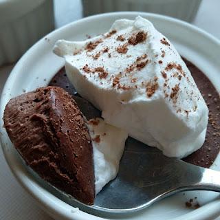 Chocolate Peanut Butter Pots de Creme