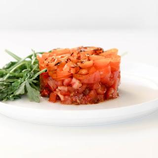 Triple Tomato Salad Recipe