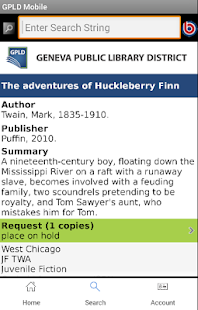 Geneva Public Library District- screenshot thumbnail