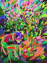 """Photo: Тадеуш Жаховский """"Сальса. Salsa Dance"""", Title: Salsa Dance/Сальса  Artist:Tadeush Zhakhovskyy / Тадеуш Жаховский Medium: Painting. mixed techique on cardboard, смешанная техника, дизайнерский картон. 61 cm x 46 cm / 24 in x 18 in О наличии картины просьба контактировать галерею.Также предлагается напечатанная на холсте репродукция этой картины в любом размере."""