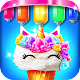 Mermaid Glitter Cupcake Chef - Ice Cream Cone Game