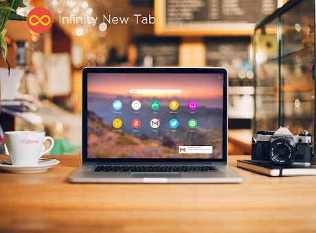 Infinity New Tab - Productivity&Speed Dial