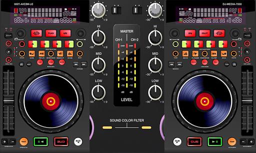Virtual DJ MP3 Mixer 1.2 screenshots 1