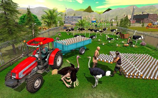 Farming Simulator Game 2018 u2013 Real Tractor Drive 1.4 screenshots 4