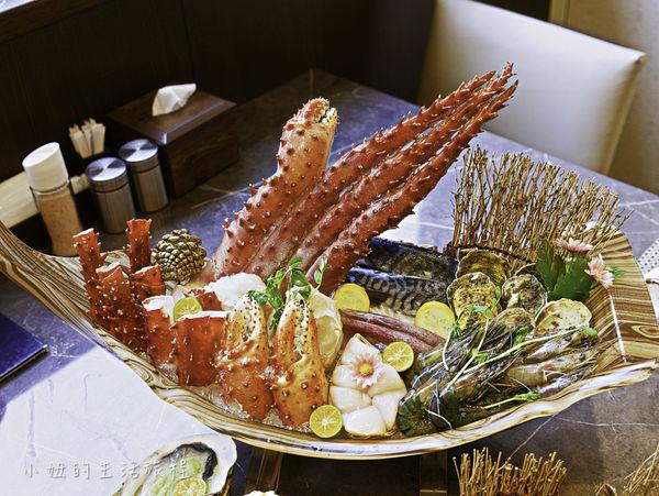 原月日式頂級帝王蟹燒烤吃到飽 (已歇業)