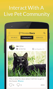 PensterDocs – Pet records- screenshot thumbnail