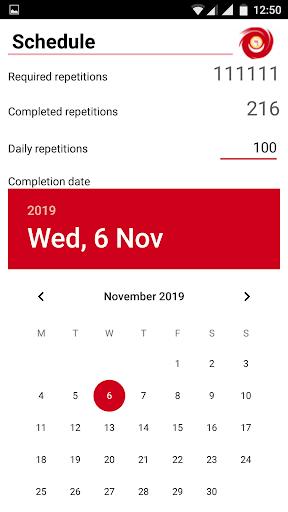 Meditation Tracker screenshot 4