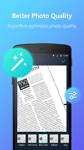 Super Scanner Pro - A  pocket scanner to PDF  screenshots 4