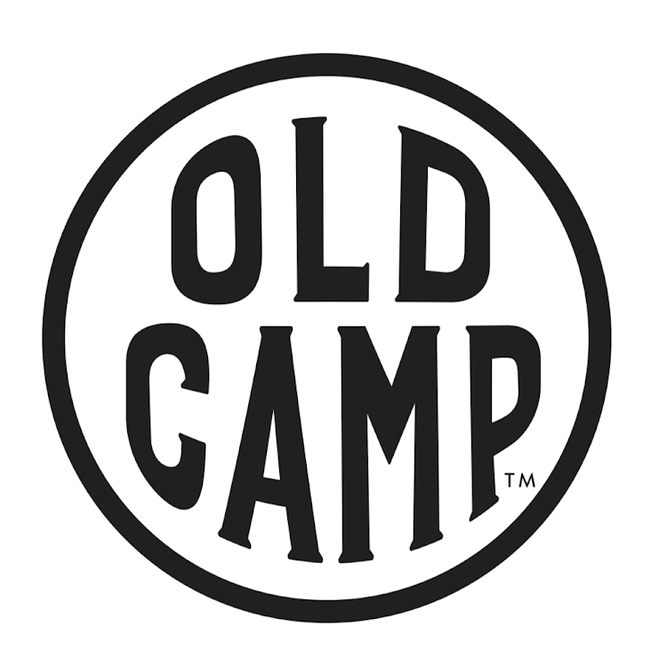 Logo for Old Camp Peach Pecan