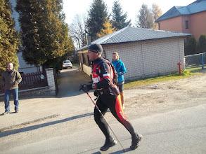 Zdjęcie: Biegacz Kulig z kijami !