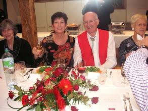 Photo: Die beiden glücklichen Jubilare Lotti und Peter
