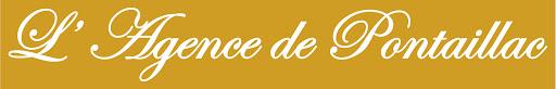 Logo de L'AGENCE DE PONTAILLAC