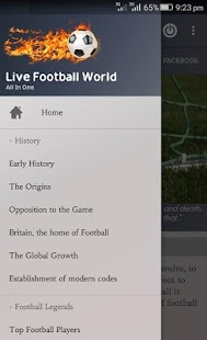 Live Football World- screenshot thumbnail