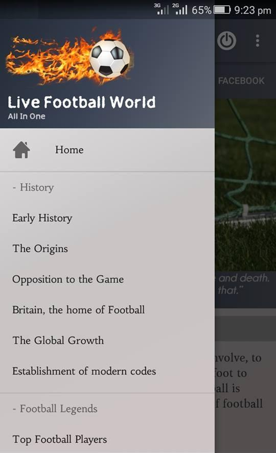 Live Football World- screenshot