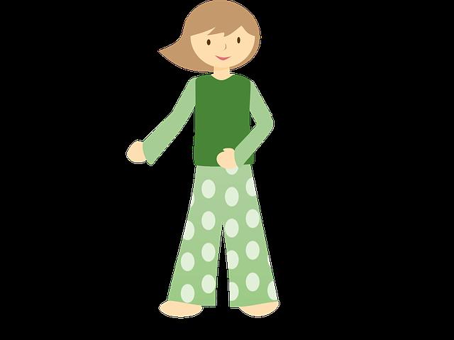 Standing, Pjs, Pajamas